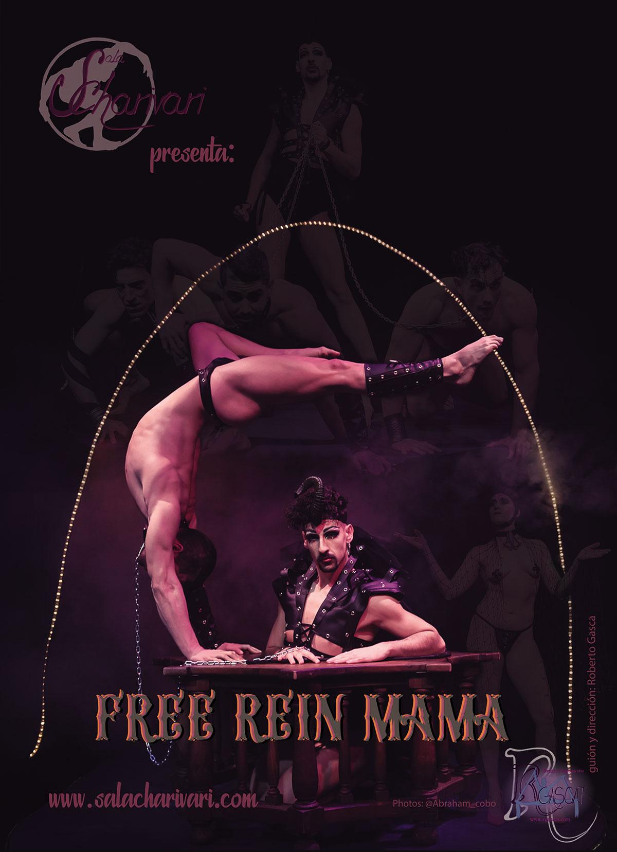 FREE REIN MAMA